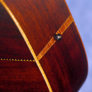"Brazilian Rosewood D with Koa Binding • <a style=""font-size:0.8em;"" href=""http://www.flickr.com/photos/45769365@N02/4548449351/"" target=""_blank"">View on Flickr</a>"